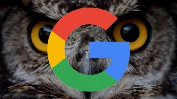 Google猫头鹰算法